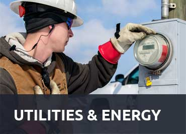 Solutions for Utilities and Energy